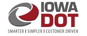 Iowa DOT Logo