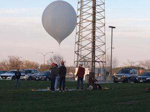 Baloon experimemt